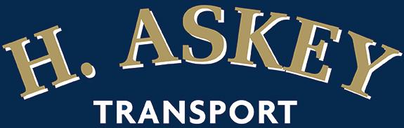 H.Askey Transport's Company logo